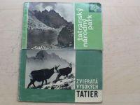 Tatranský národný park (1960), Zvieratá Vysokých Tatier (1962) slovensky