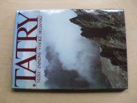 Tatry Nízké, Západné, Vysoké, Belianské (1987) slovensky