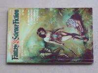 The magazine of Fantasy & Science Fiction CS EDITION - Asimov: Plovoucí křišťálový palác I. (1995)