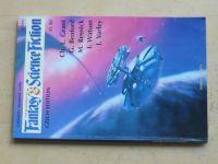 The magazine of Fantasy & Science Fiction CS EDITION - Asimov: Vesmírné čočky III. (1995)