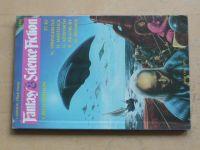 The magazine of Fantasy & Science Fiction CS EDITION - Asimov: Oheň života IV. (1995)