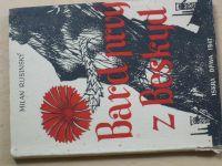 Milan Rusinský - Bard prvý z Beskyd  - Petr Bezruč (Iskra Opava 1947) věnování autora
