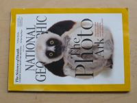 National Geographic (duben 2016) anglicky