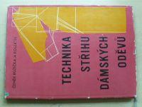 Růžička - Technika střihů dámských oděvů (1965)