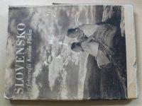 Slovensko vo fotografii Karola Plicku (1950)