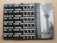 Valašské Meziříčí ve dvacátém roce osvobození ČSSR 1945 - 1965
