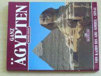 Ganz Ägypten - Bonechi 2000, německy, Průvodce celým Egyptem
