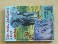 Šimon - Zajíc Kululu, slon Džambo a hroch Ňam-Ňam (2001) pohádky 1ižní Afriky