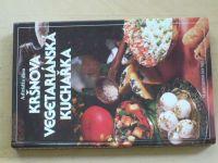 Adirádža dása - Kršnova vegetariánská kuchařka (1992)