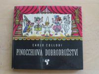 Collodi - Pinocchiova dobrodružství (1969)