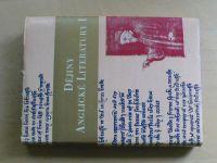 Dějiny anglické literatury I. II. (1963) red. Craig