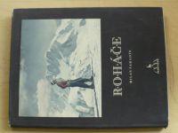 Milan Šaradín - Roháče (1949) Zima v lyžiarskom raji - slovensky