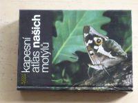 Hrabák - Kapesní atlas našich motýlů (1985)