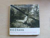 Labancz - Rožňava - prírodné krásy a historické pamiatky Gemera (1969)