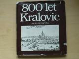 Bukačová - 800 let Kralovic (1983)