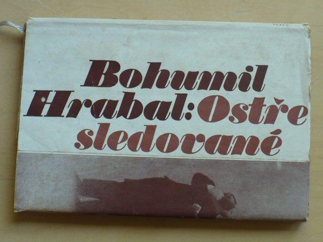 Hrabal - Ostře sledované vlaky (1970)