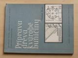 Haasz - Příprava dřeva k výrobě buničiny (1956)