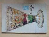 Benátské sklo v československých sbírkách (1973) katalog