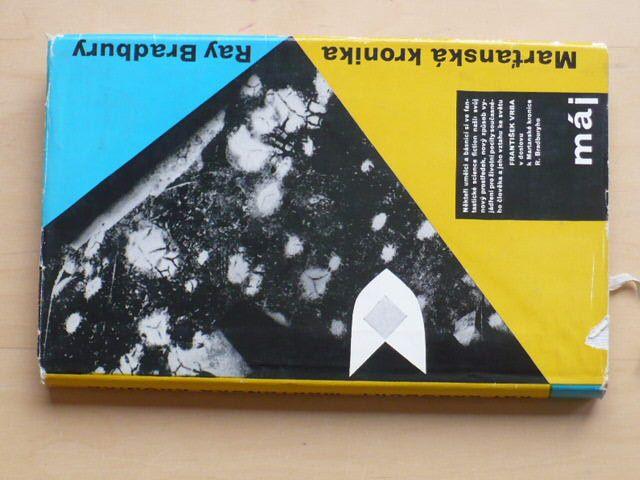 Ray Bradbury - Marťanská kronika (1963) il. V. Fuka