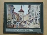Die Stadt Bern - Album s 24 fotografiemi (20-30tá léta 20.stol.)