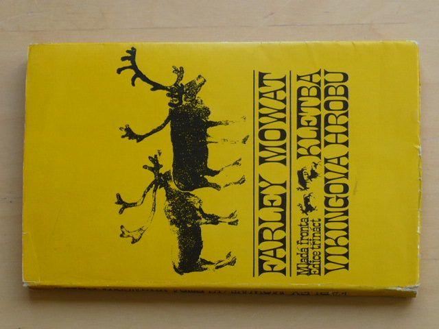 Mowat - Kletba vikingova hrobu (1972)