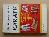 Levský - Základy sebeobrany - Karate (1978) slovensky