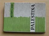Dr. Karel Gam - Palestina (1948) Židovské osady