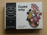 OKO 34 - Janáček, Louda - České erby (1988)