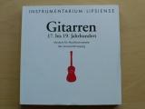 Gitarren 17. bis 19. Jahrhundert - Kytary 17. až 19. století (2016) německy