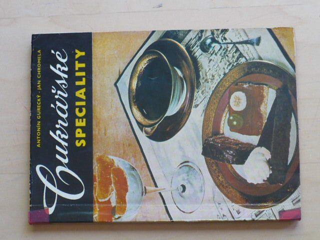 Gurecký - Cukrářské speciality (1968)
