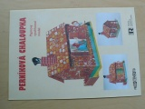 Perníková chaloupka - Papírový vystřihovací model (1995) Vyškovský