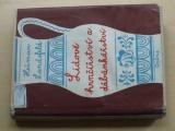 Heřman Landsfeld - Lidové hrnčířství a džbánkařství (1950)