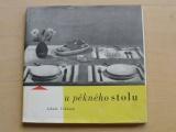 Vokrová - U pěkného stolu (1960)