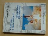 Martinek - Z historie a současnosti kosmických raketoplánů (1997)