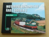 Žabka - Motorové lokomotivy řad T669.0 a 1 (2015)