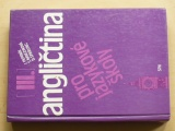 Peprník, Nangonová - Angličtina pro jazykové školy III. (1991)