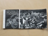 Universita Palackého v Olomouci - sešit 12 pohlednic