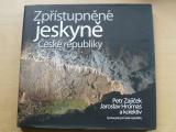 Zajíček, Hromas - Zpřístupněné jeskyně České republiky (2013)