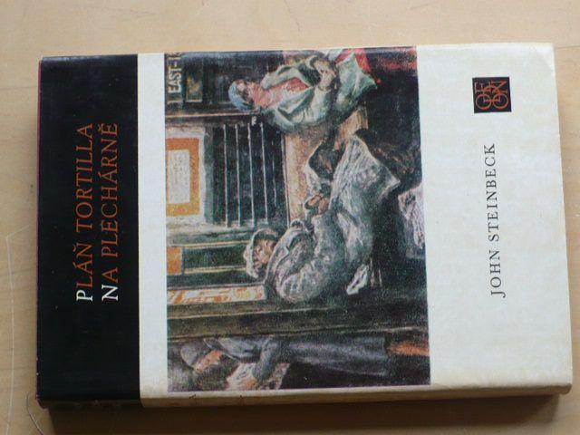 Steinbeck - Pláň Tortilla - Na Plechárně (1979)