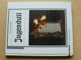 Franzke - Jugendstil - Antiquitäten Katalog (1995) Secese, německy