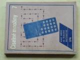 Jelínek - Číselné množiny 7 (1977) Nové směry ve školské matematice