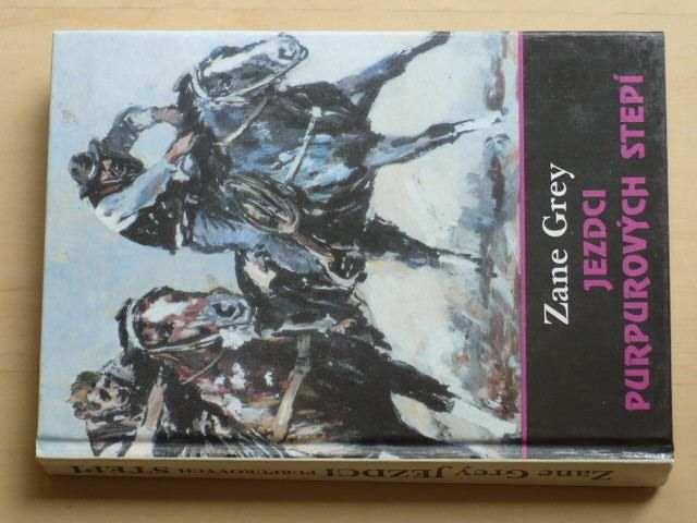 Grey - Jezdci purpurových stepí (1992)