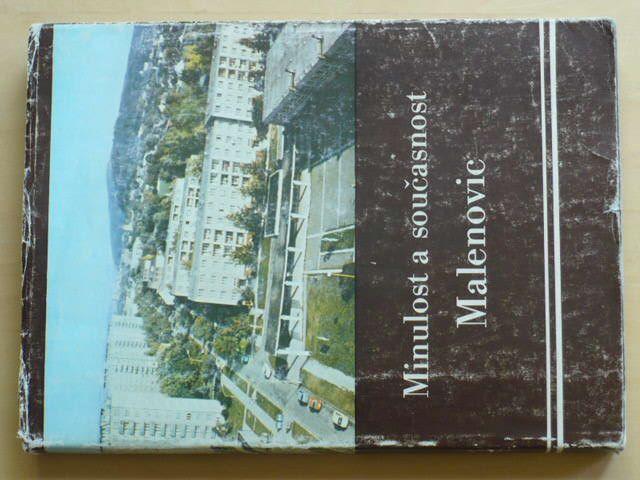 Minulost a současnost Malenovic (1986)
