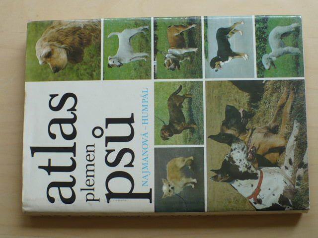 Najmanová,Humpál - Atlas plemen psů (1981)