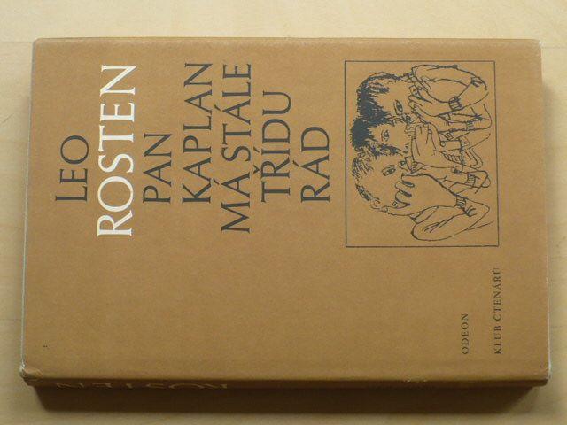 Rosten - Pan Kaplan má stále třídu rád (1987)