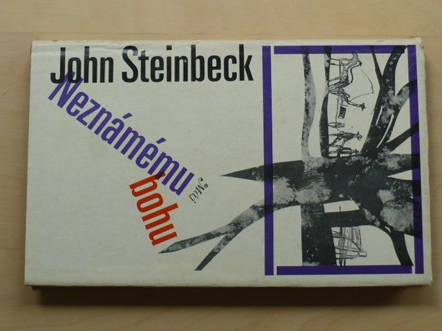 Steinbeck - Neznámému bohu (1970)