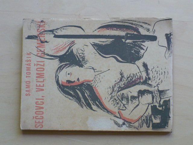 Tomášik - Sečovci, velmoži gemerskí (1935) historická pověst