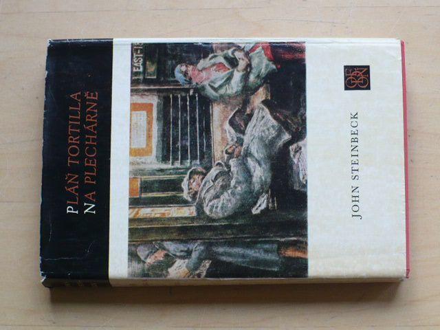 Steinbeck - Pláň Tortilla na plechárně (1979)