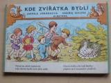 Urbánková - Kde zvířátka bydlí (1983) il. Sekora