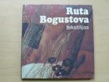 Ruta Bogustova - tekstilijas (Riga 1987) rusky - Textílie